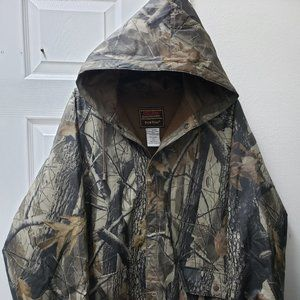 Stearns Dry wear Hooded Camouflage Real tree Lined
